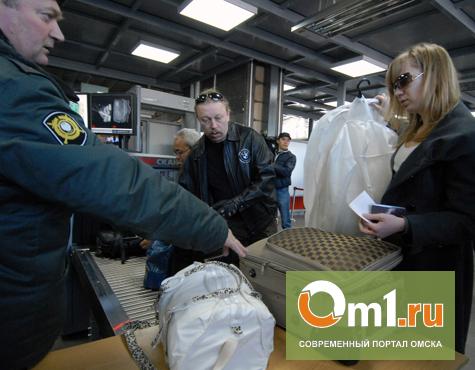 Из Казахстана в Омск пытались провезти нелегальное молоко