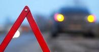 В Омской области молодой водитель сбил двух подростков