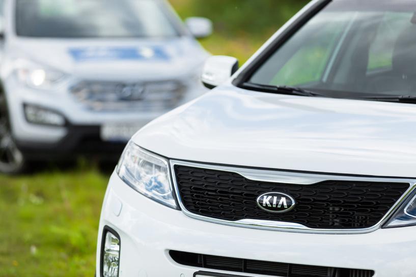 Братья по дизелю: сравниваем родственные Hyundai Santa Fe и KIA Sorento