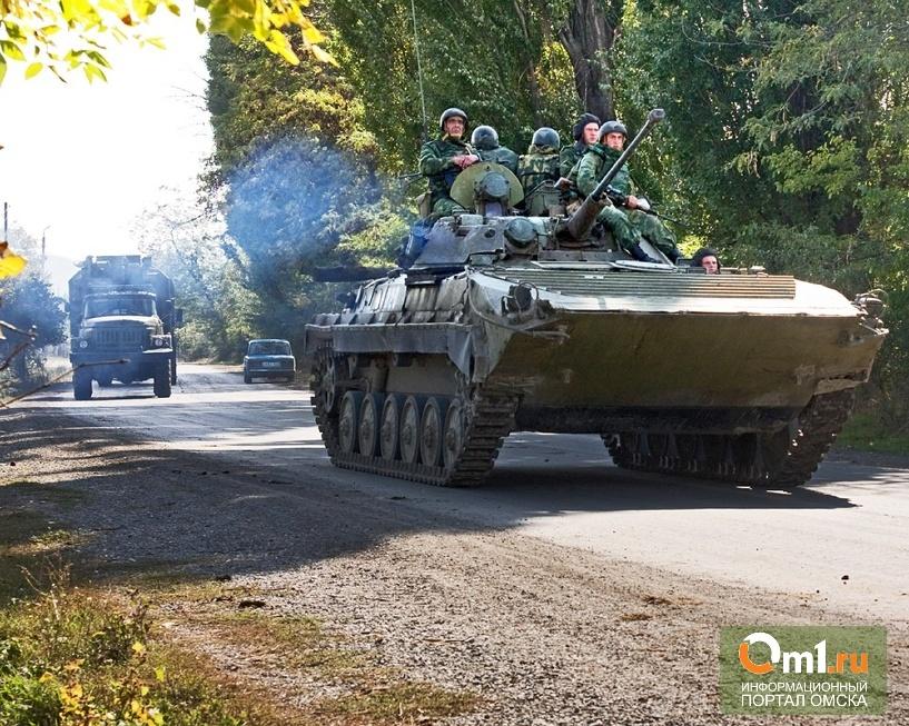 Российские войска вернулись к украинской границе
