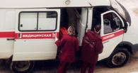 Маршрутка сбила двух мужчин на окраине Омска