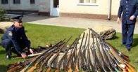 Омичи добровольно сдали оружие и получили 300 000 рублей
