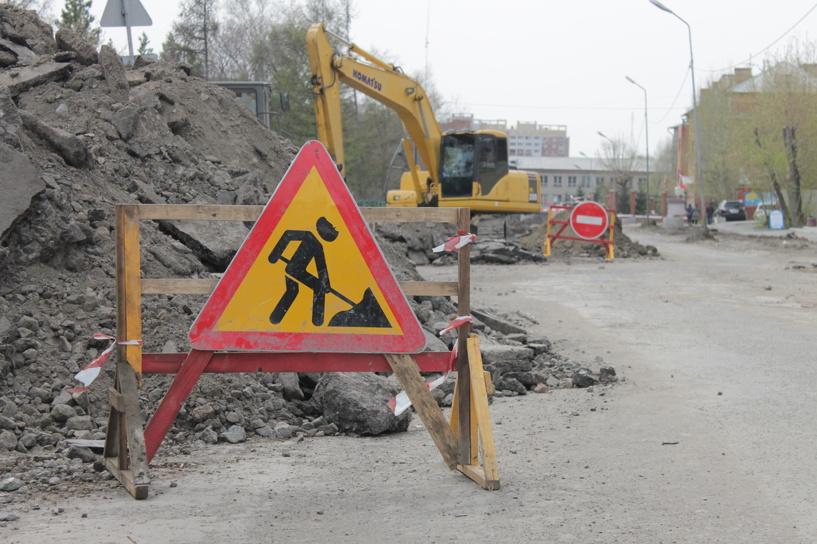 Парковки вдоль Советского парка в Омске будут сделаны за счет газонов