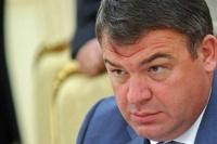 Сердюков стал подозреваемым по делу о строительстве дороги к базе отдыха «Житное»