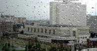 На 9 мая в Омске обещают ветер, дождь и град