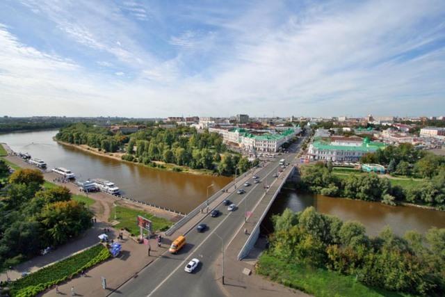 «Газпром» отремонтирует Юбилейный мост в Омске