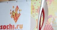 Омичам предлагают фото с Олимпийским факелом в электричках
