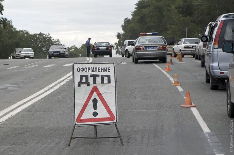 На трассе «Омск-Андреевка» в ДТП пострадали дети