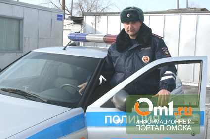 Омский капитан полиции, спасший семью от пожара, оказался скромным