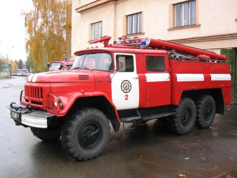 В Омской области на ходу загорелась маршрутка