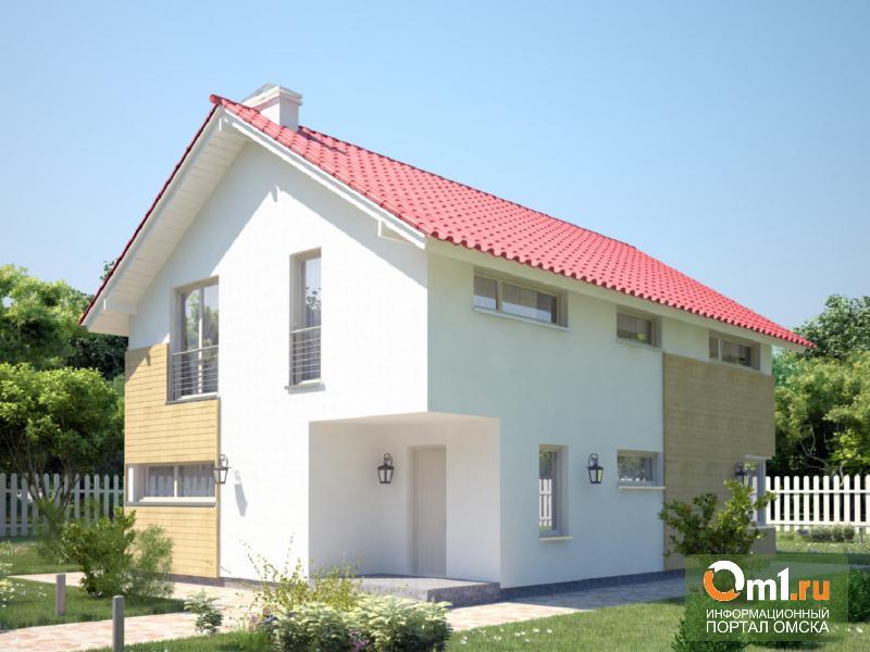 В Омске будут строить немецкие дома