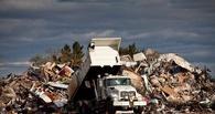 С улиц Омска за год вывезли 200 тысяч кубометров мусора
