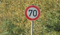 ГИБДД предлагает cнизить разрешенную скорость в городе и на трассе