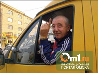 Омские газелисты вновь подрались из-за маршрутов