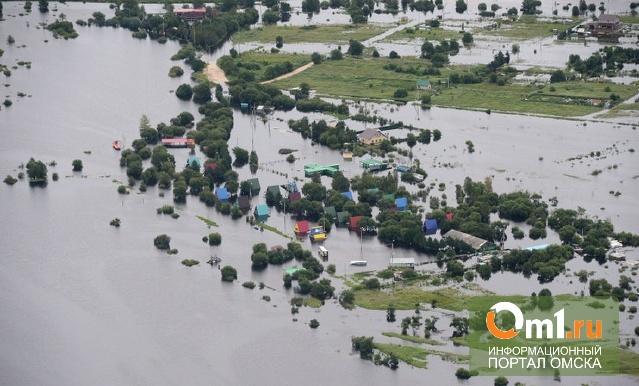 Омичи соберут гуманитарную помощь жертвам наводнения на Дальнем Востоке