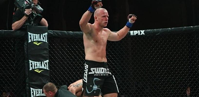 Шлеменко возвращается на ринг: боец подписал контракт с М-1