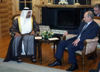 Абу-Даби вложит 5 млрд долларов в инфраструктурные проекты России