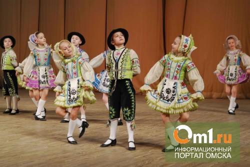 В Омске «Душа России» соберет 39 творческих коллективов