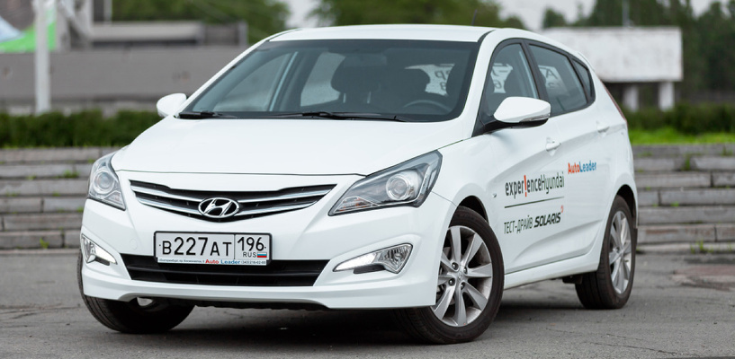 Уступить лыжню: Hyundai Solaris 5d уйдет с рынка ради маленького кроссовера