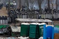 Не утихает Украина: Киев готовится к очередной боевой ночи