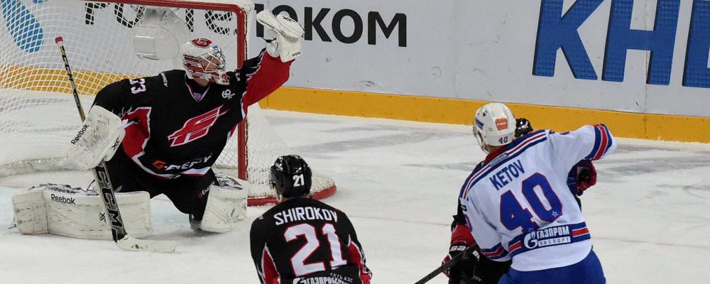 Омский «Авангард» не смог обыграть СКА без Пережогина