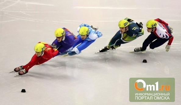 Юная омичка завоевала «золото» и «бронзу» первенства России по шорт-треку
