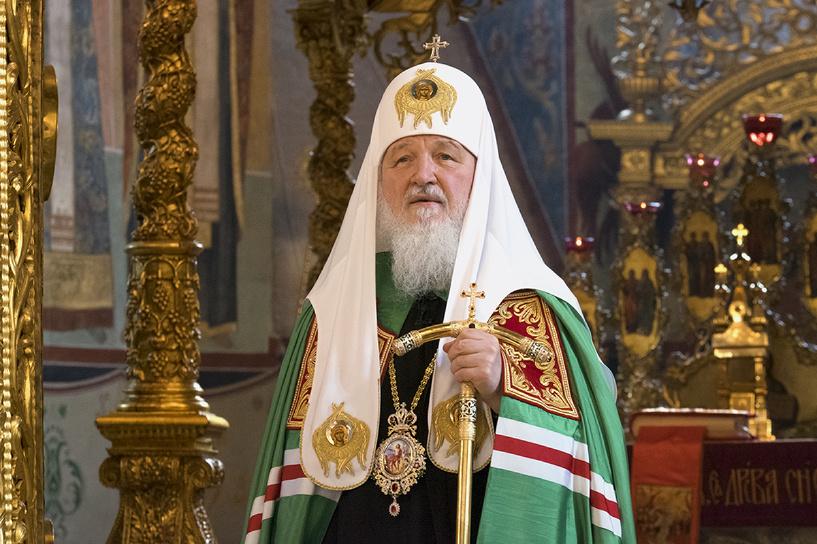 Патриарх Кирилл зарегистрировался в православной социальной сети