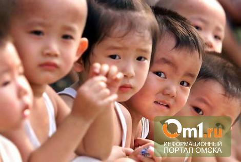 В Китае вызволено из плена 89 детей