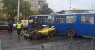 После ДТП на Красном пути в Омске на выезде из депо установят светофор