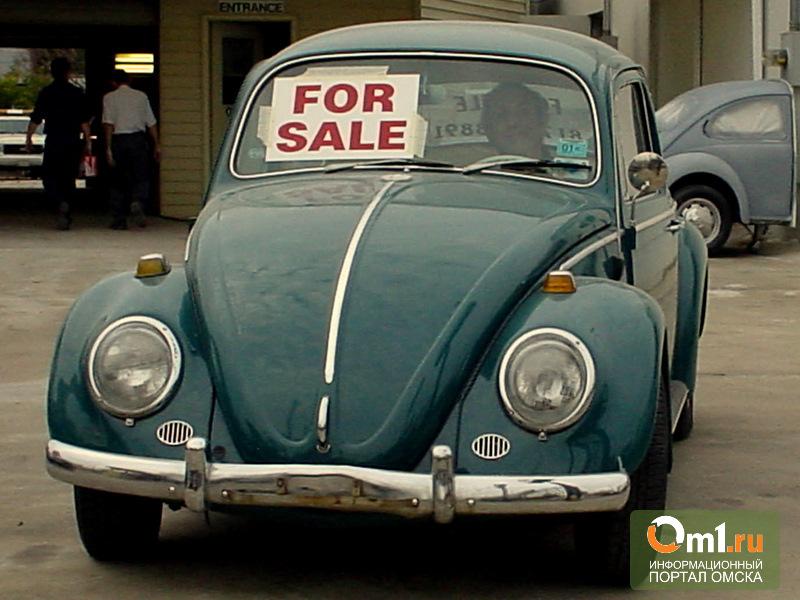 Самый продающийся подержанный автомобиль в России