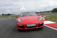 Магия 911 и адский дрифт на «Панамере»: учим кольцевую философию Porsche