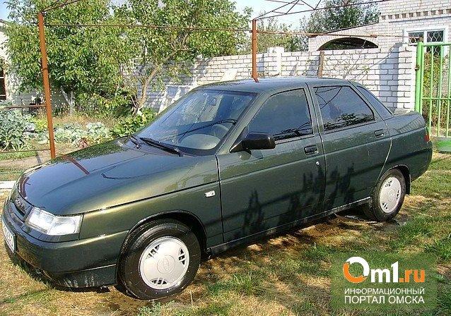 В Омской области должник пытался поджечь собственный автомобиль