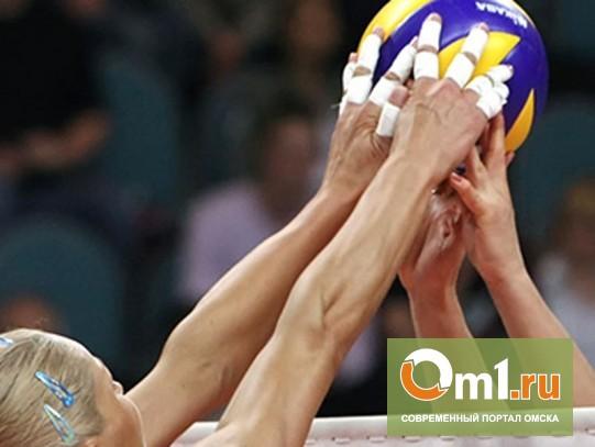 В Омске пройдет финал волейбольной Лиги чемпионов