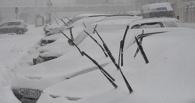 Французское издание опубликовало новость об омском снегопаде