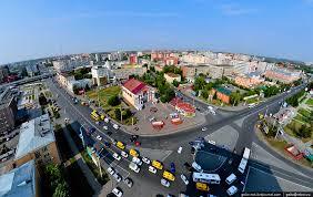 В конце апреля омские автобусы будут обходить Соборную площадь стороной