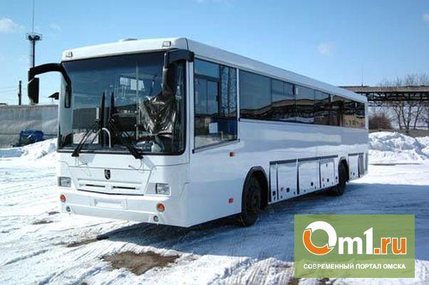 Движение пассажирских автобусов по Омской области восстановлено
