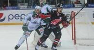 Омский «Авангард» одержал третью победу подряд на выезде