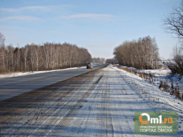 В Омской области на модернизацию дорог потратят 32 млн.рублей