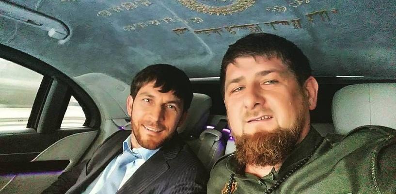 Подвела любовь к Instagram: Рамзана Кадырова оштрафовали за непристегнутый ремень