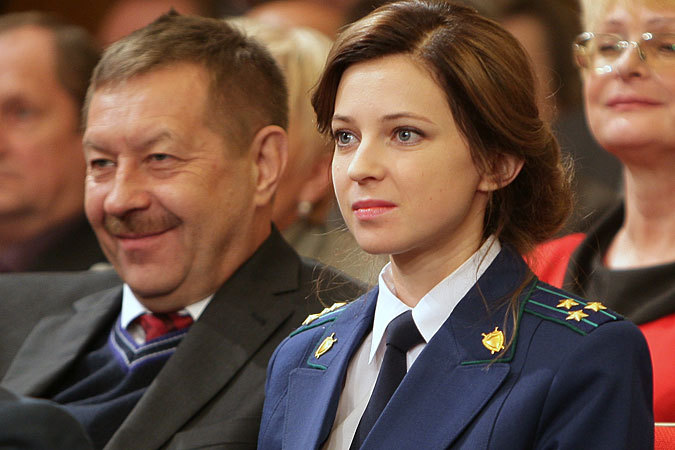 Больше не няш-мяш: Наталья Поклонская стала брюнеткой