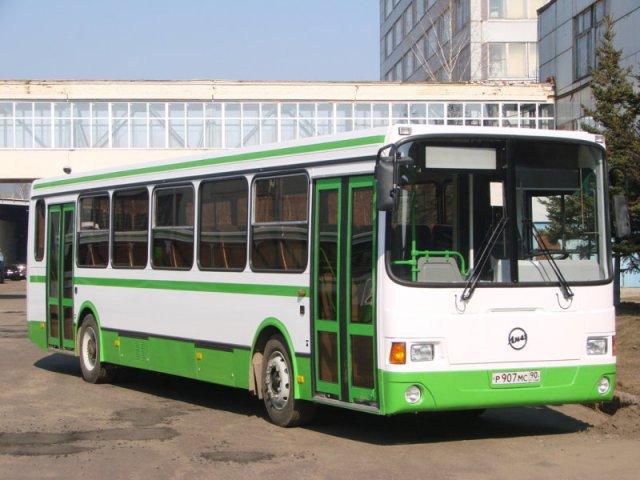 Пара омских автобусов немного изменят свой маршрут