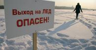 Омичей предупреждают: лед на реках стал опасным