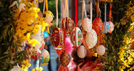 В Советском округе Омска организуют пасхальные ярмарки