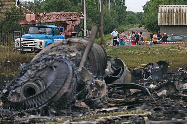 Украина: у нас есть доказательства причастности России к сбитому Boeing