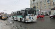 К городской елке новогодней ночью омичи могут уехать на специальных автобусах