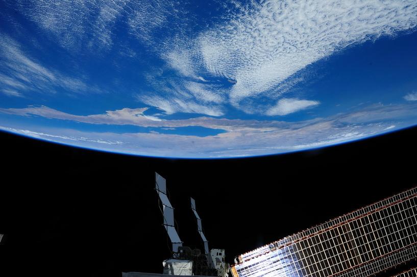 Роскосмос опроверг информацию о запуске собственной орбитальной станции