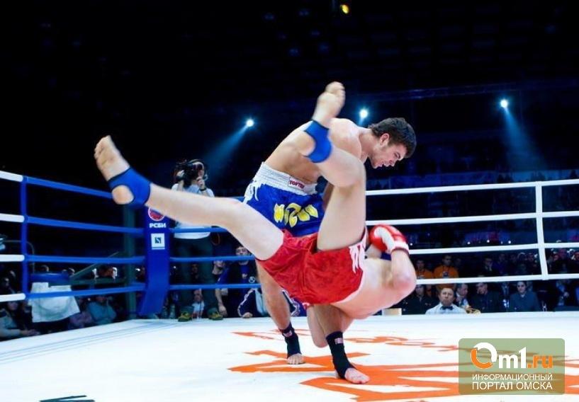 Омские спортсмены попали в сборную России по панкратиону