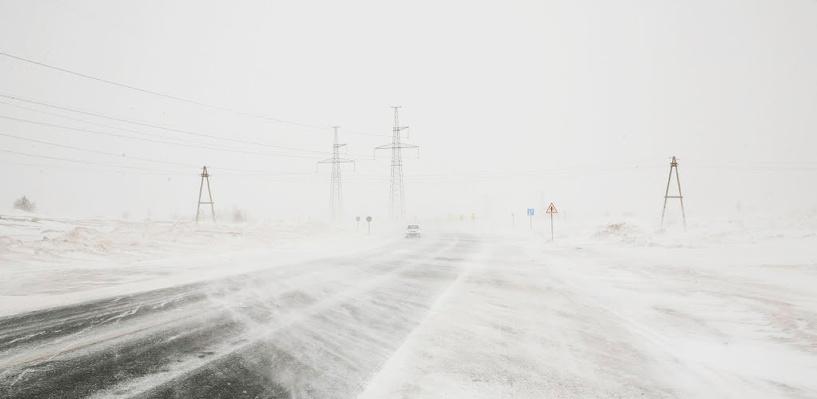 Предупреждение: в Омской области ожидается шторм
