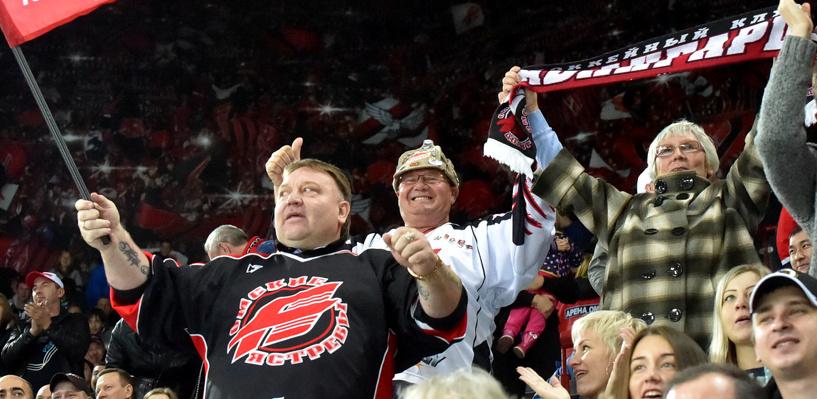 В Омске стартовала продажа билетов на первые матчи плей-офф