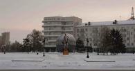 Памятник Петру Первому хотят поставить возле шара, который пытался покинуть Омск